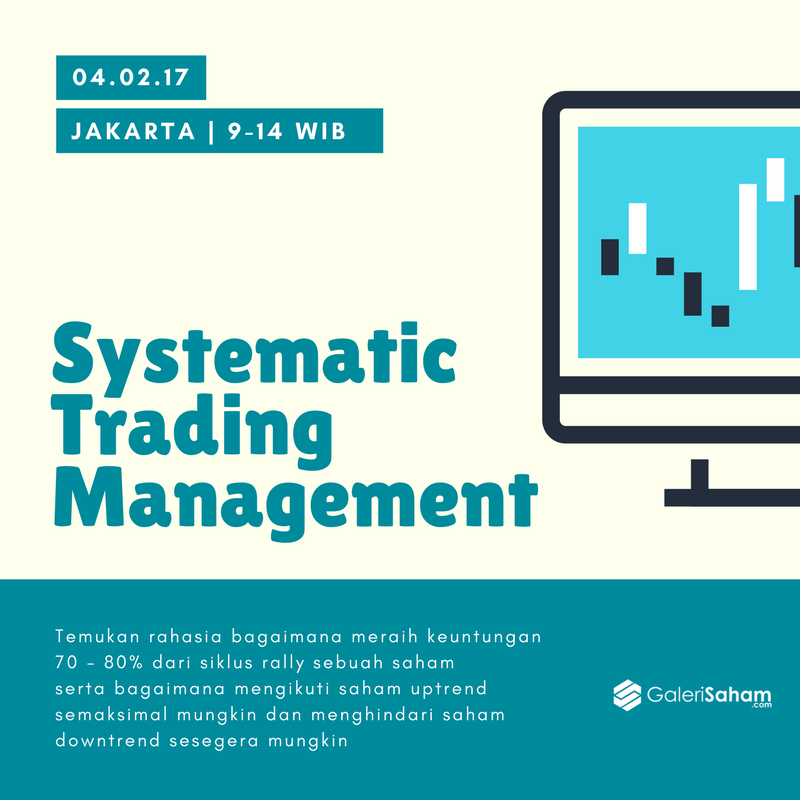 Systematic Trading Management Training – 4 Feb 2017