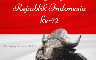 Dirgahayu Republik Indonesia ke 72!