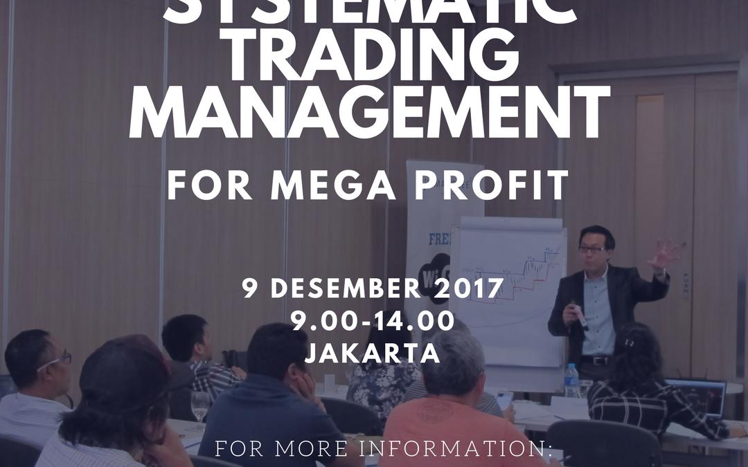 Training STM Terakhir di Jakarta! 9 Desember 2017