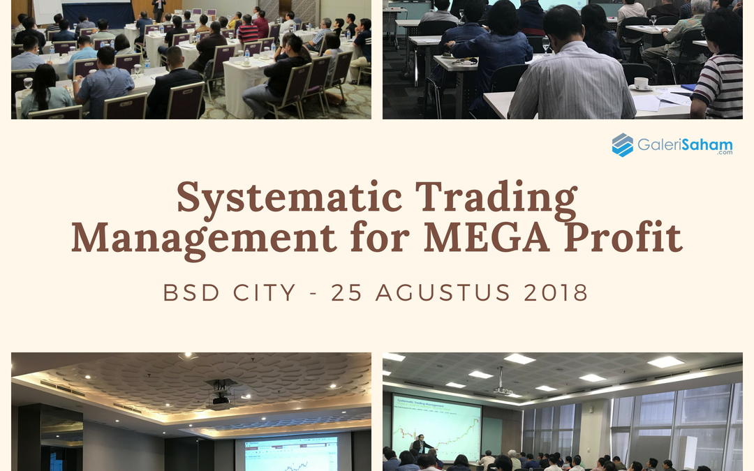 STM Training 25 Agustus 2018 | Limited Seat