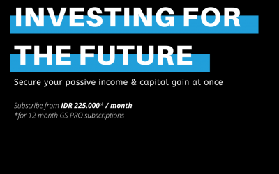 GS PRO Investment List – limited!