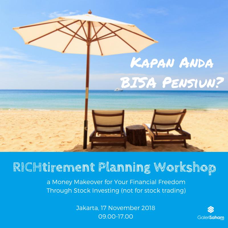 richtirement planning workshop 181117