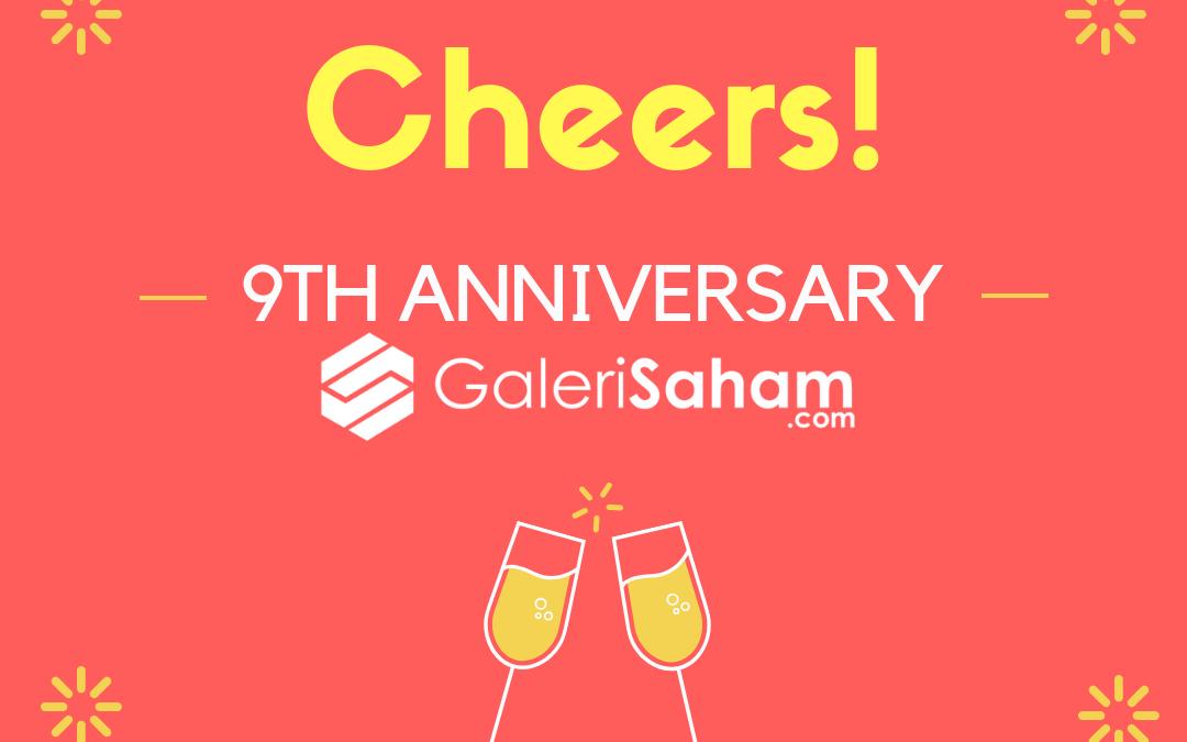 9th Anniversary of GaleriSaham | Special Promo!