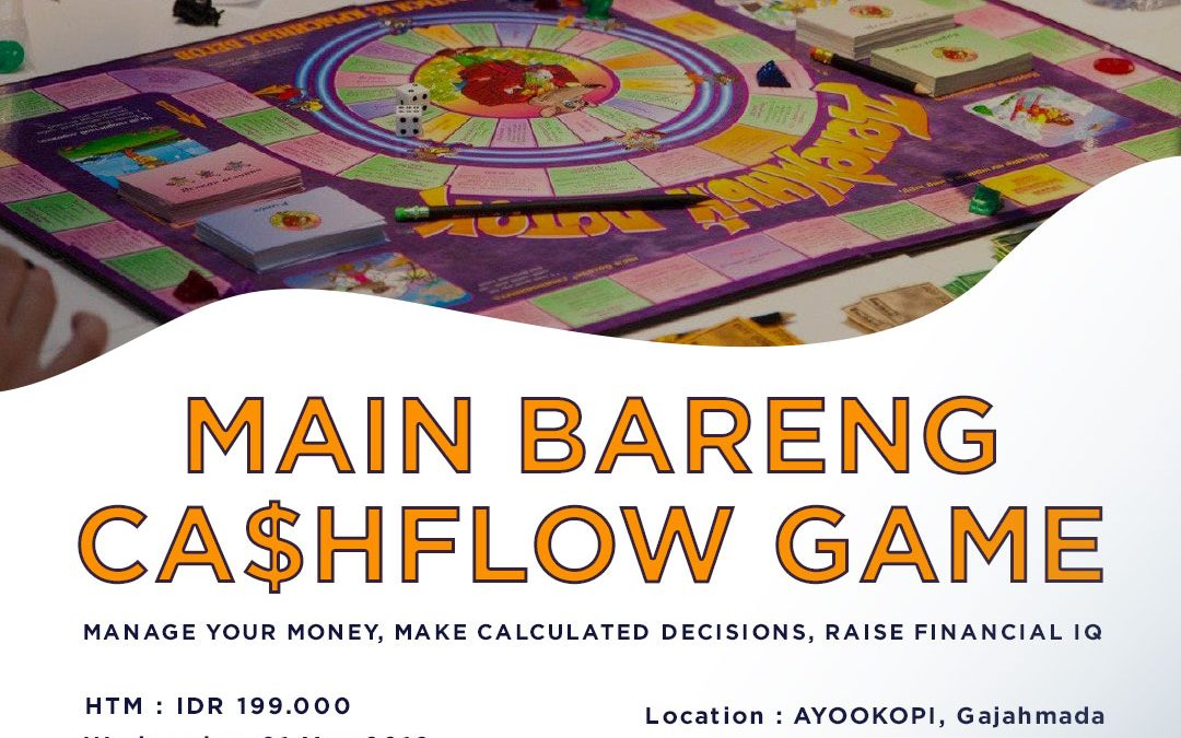 Cashflow Game | 1 Mei 2019
