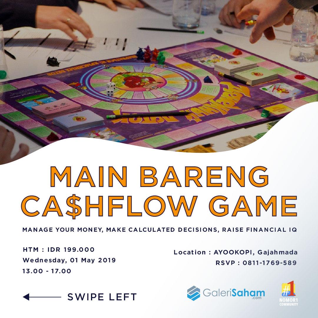 cashflow quadrant game 190501