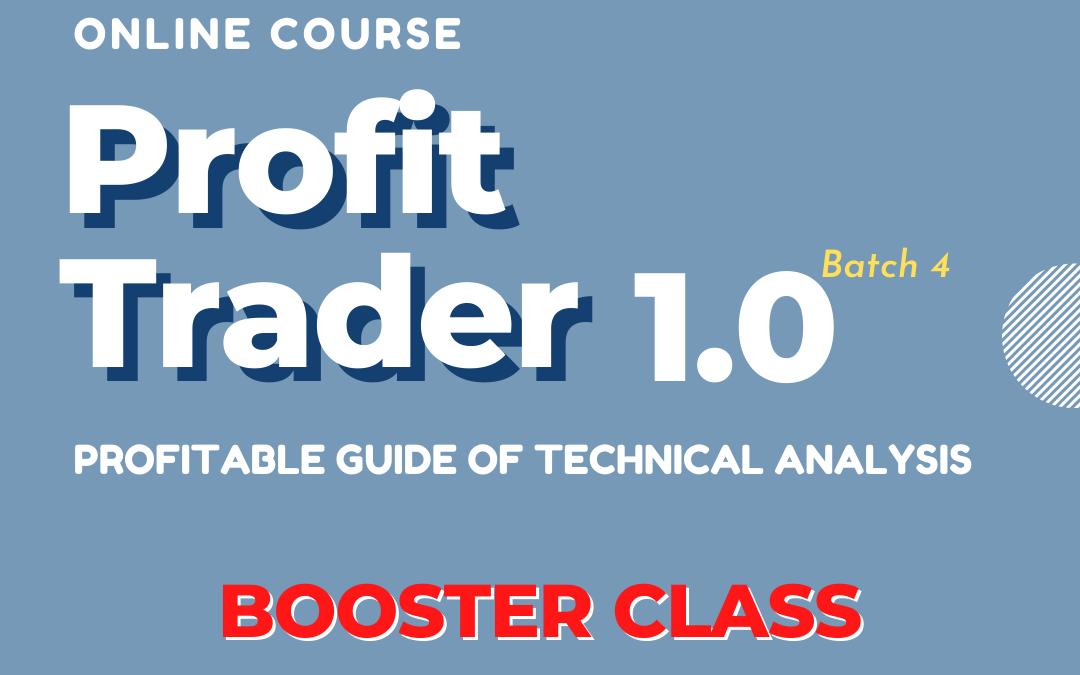 Profit Trader 1.0 | Online Class Series (4rd Batch)