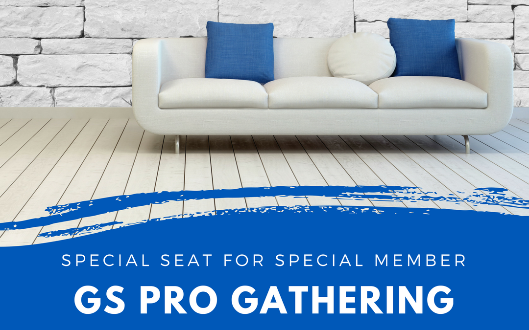 GS PRO Gathering 17 Maret 2018 | Members Only