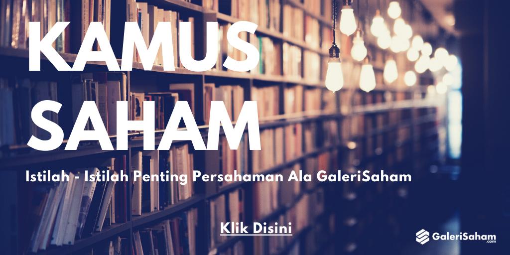 Kamus Istilah Saham Indonesia