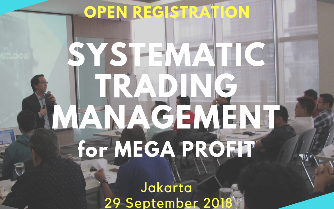 Crisis is Opportunities | Systematic Trading Management for Mega Profit