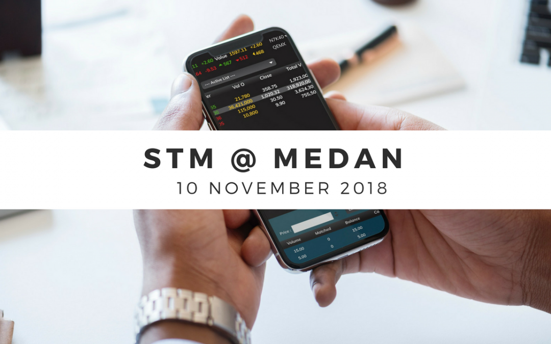 Bottom Reversal Systematic Trading Management | Medan, 10 November 2018