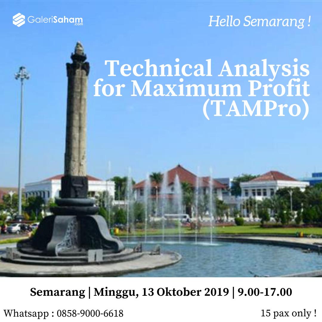 TAMPro Semarang 2019
