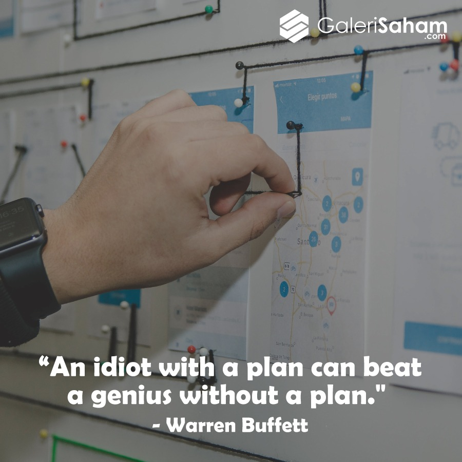 trading plan warren buffett
